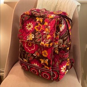 Medium Vera Bradley Backpack